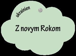 Z Novym Rokom en ukrainien