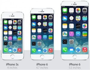 iphone6 et IOS8