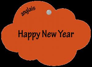 Happy New Year en anglais
