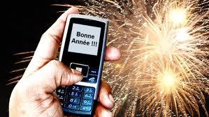 Bonne année en français